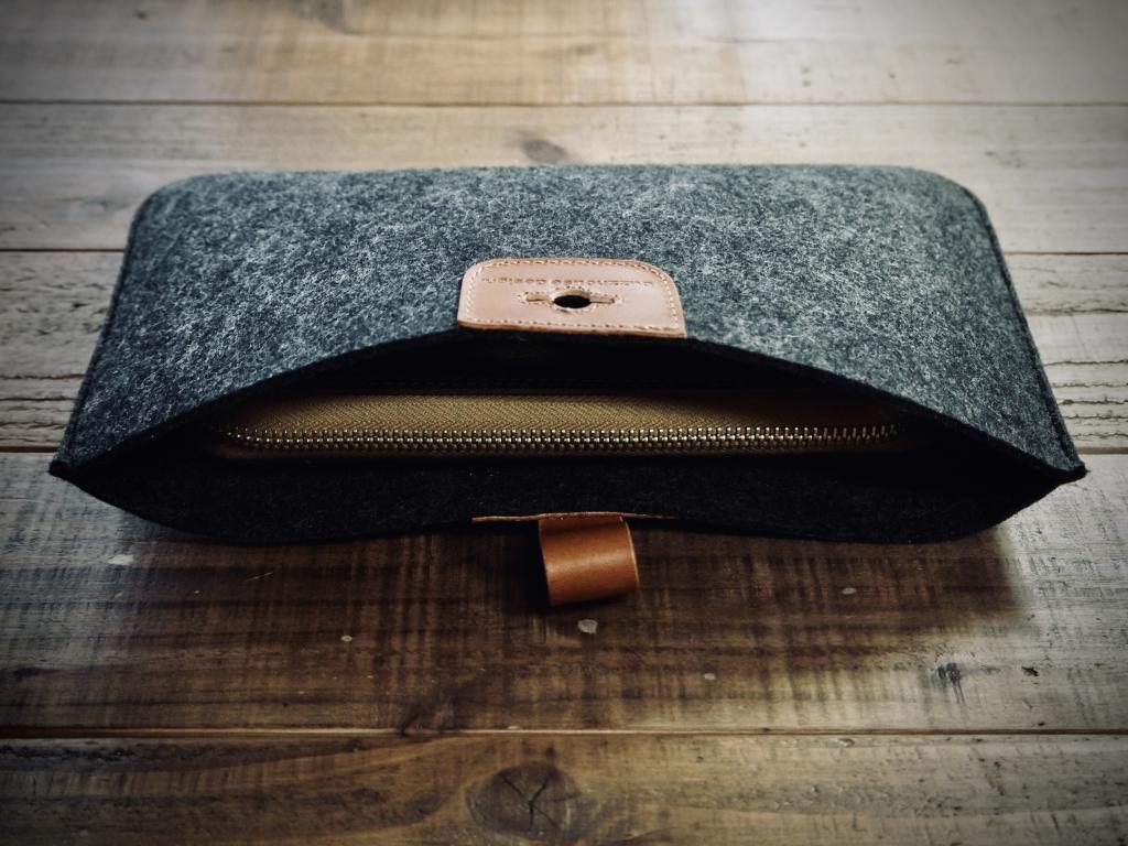 財布の保護ケース