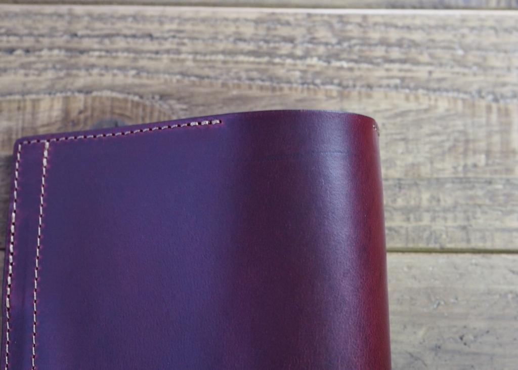クロムエクセルのほぼ日手帳カバー