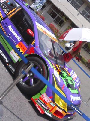 エヴァレーシングカー1