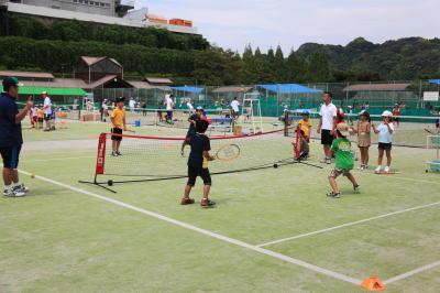 キッズテニス2009?