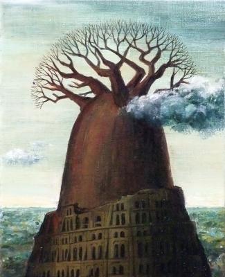 34 國知出ミツル 幸福の樹