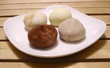 モチクリーム-4種類