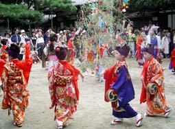 七夕小町-踊り04