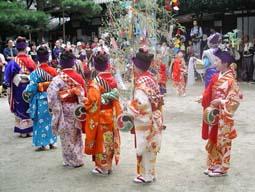 七夕小町-踊り11