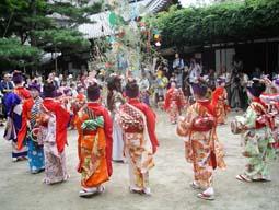 七夕小町-踊り12