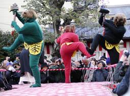 廬山寺-鬼踊り03