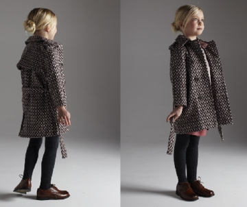 Liho London wool coat