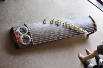 子ども用のお琴画像2
