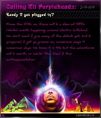 Purple Electricity