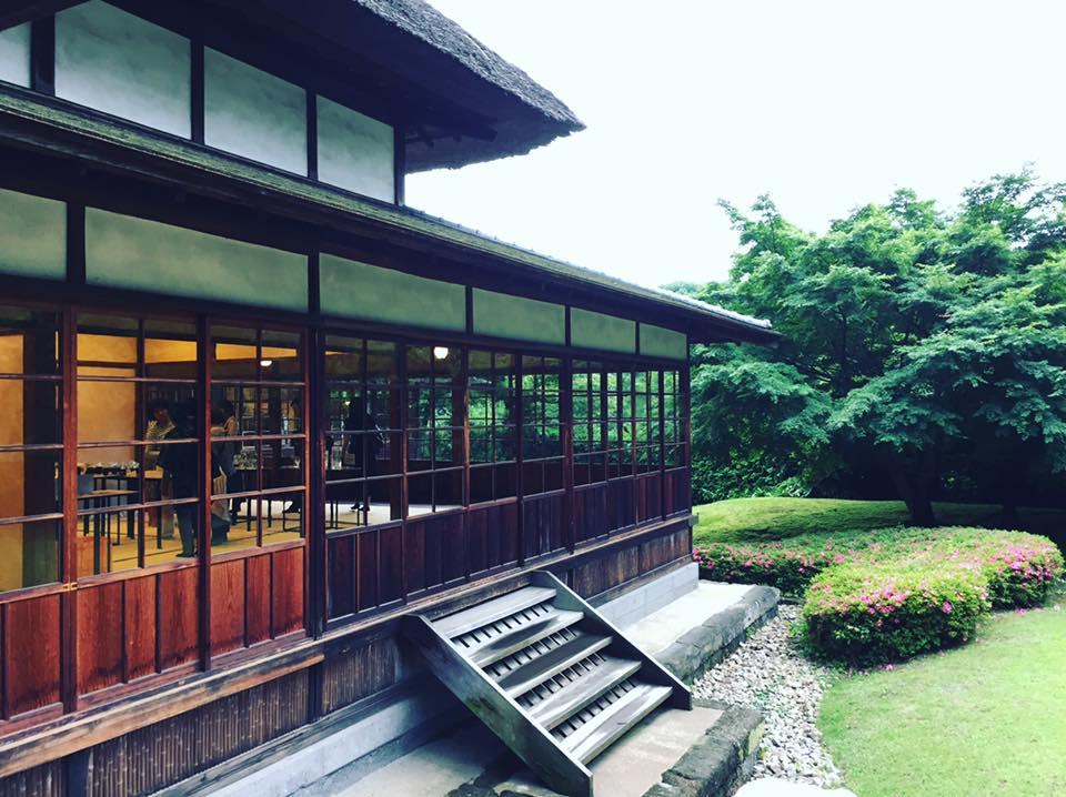 日本の夏じたく 三溪園