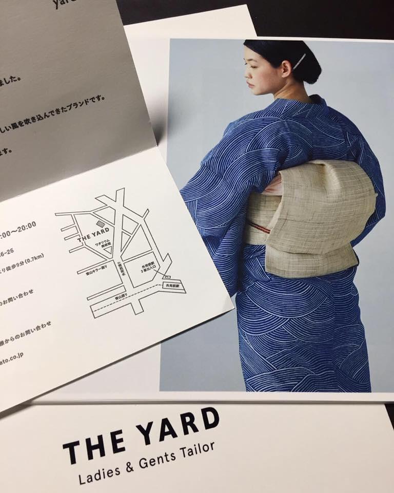 THE YARD 神宮前