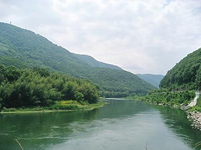 梅雨時の旭川
