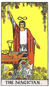 タロット魔術師