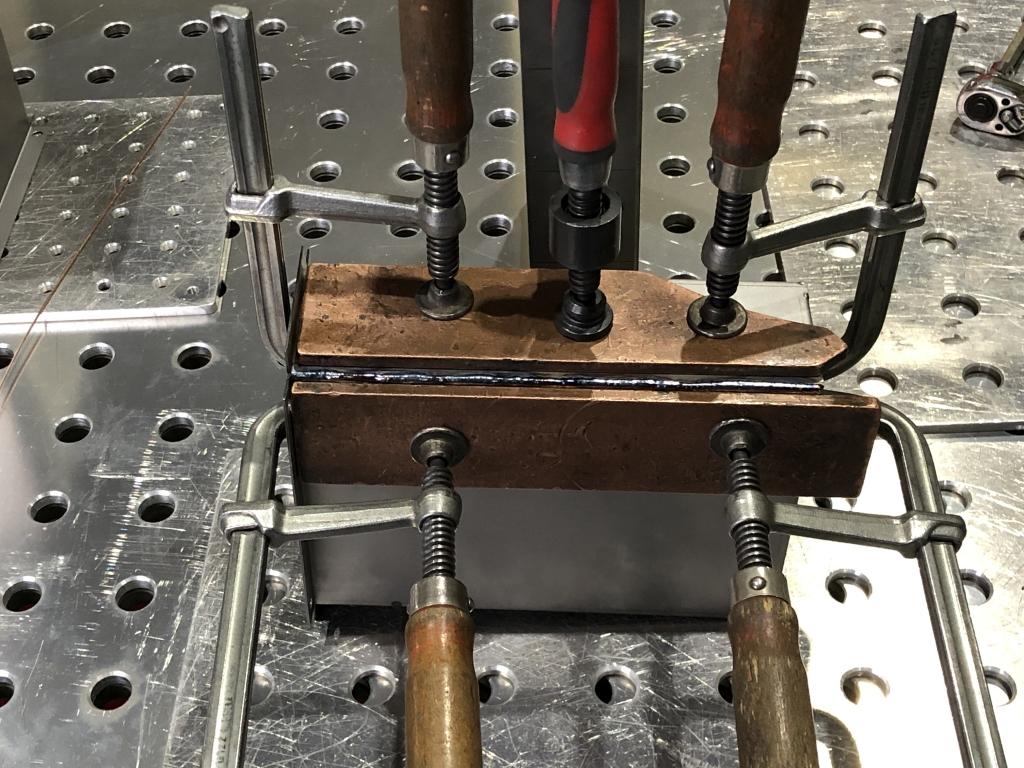 薄物板金溶接1