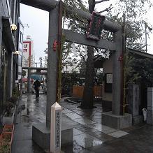 弁財天の厳嶋神社