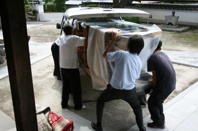 大きい・重いものは車で運ぶ.JPG