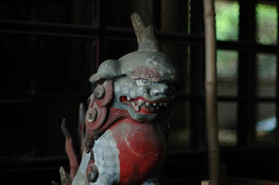金比羅さんの狛犬2