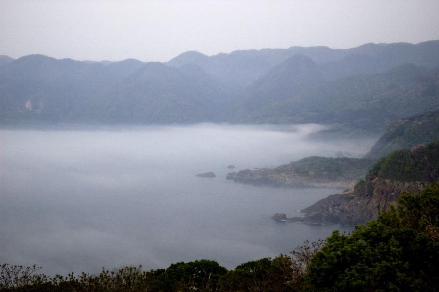 霧の外海府