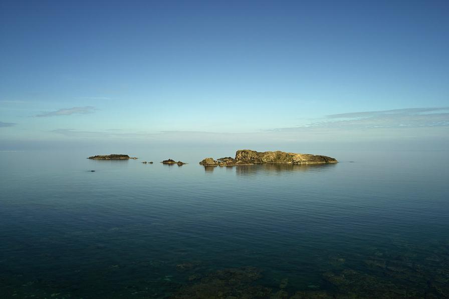 矢柄の海1