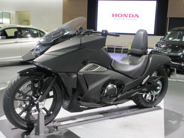 ホンダ NM4-01 ASIMO Honda   Car and Moto in Japan