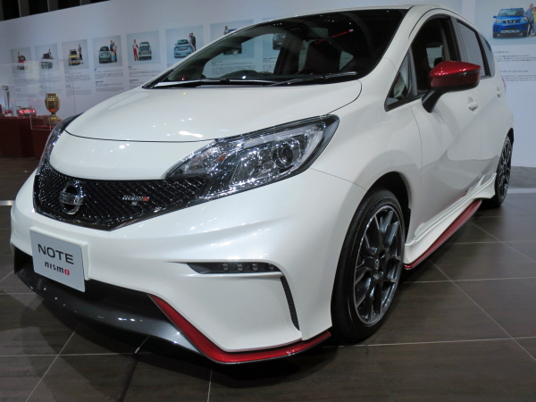 日産 ノート ニスモ S Nissan Note NISMO S | Car and Moto in Japan