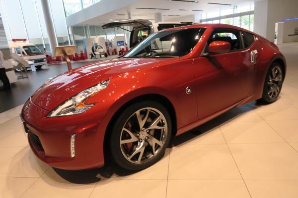 日産 フェアレディ Z バージョン ST Nissan Fairlady Z Version ST | Car ...
