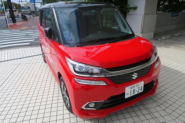スズキ ソリオ バンディッド ハイブリッド Mv Suzuki Solio Bandit Hybrid Mv
