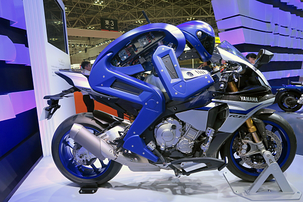 1 Yamaha Motbot Ver 1 Car And Moto In Japan HD Wallpapers Download free images and photos [musssic.tk]