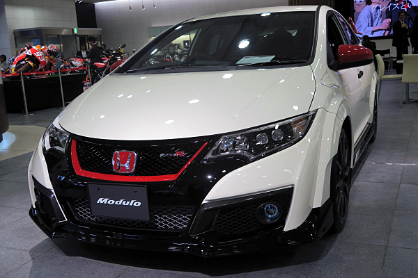 r honda civic type r modulo car and. Black Bedroom Furniture Sets. Home Design Ideas