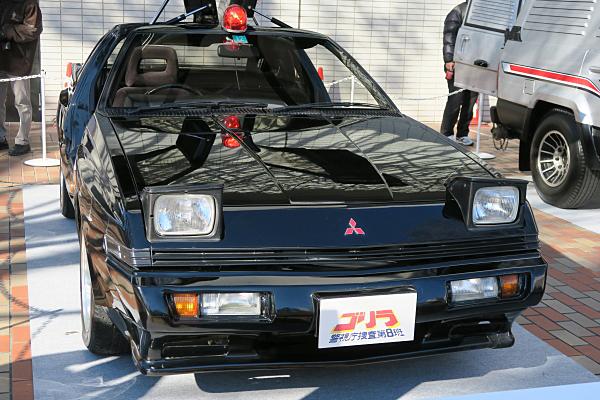 三菱 スタリオン 2600 GSR-VR ガルウイングドア Mitsubishi Starion 2600 GSR ...