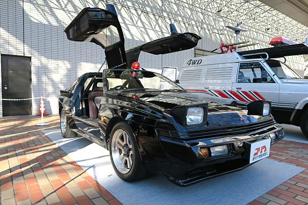 on 1989 Mitsubishi Starion