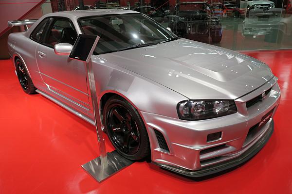 日産 スカイライン ニスモ GT-R Z-チューン R34 Nissan Skyline NISMO GT-R Z ...