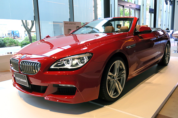 Bmw 650i カブリオレ Mスポーツ Bmw 650i Cabriolet M Sport Car And