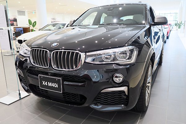Bmw X4 M40i Car And Moto In Japan