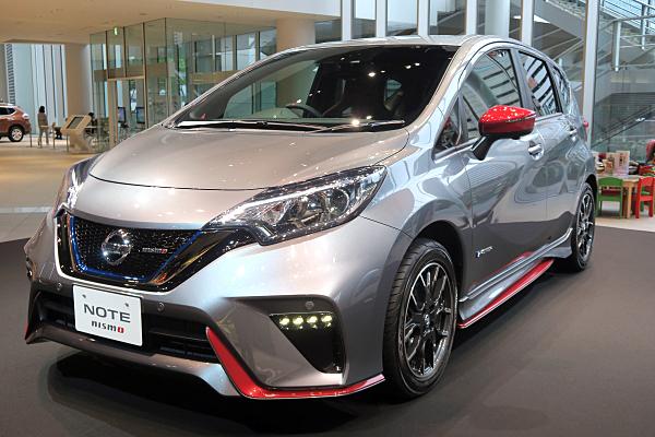 日産 ノート イー・パワー ニスモ Nissan Note e-POWER NISMO   Car and Moto ...