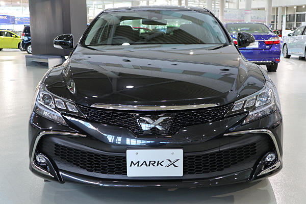 トヨタ マーク X 250rds ブラック Toyota Mark X 250rds Black Car