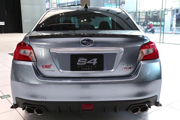 スバル Wrx S4 Sti スポーツ コンセプト Subaru Wrx S4 Sti Sport Concept