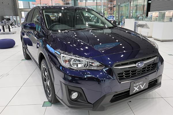 スバル Xv 1 6i L アイサイト ダークブルー Subaru Xv 1 6i L Eyesight