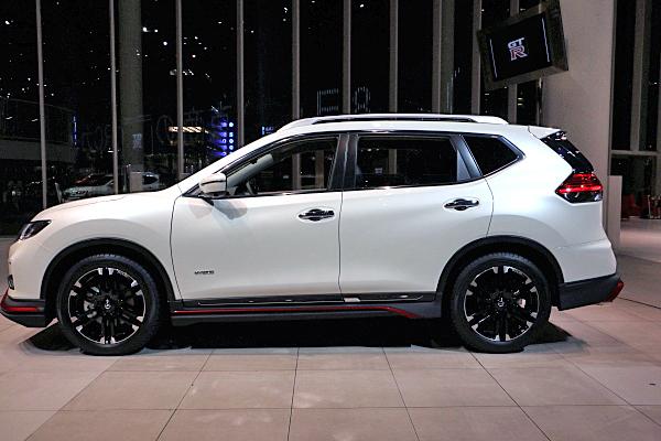 日産 エクストレイル ハイブリッド ニスモ パフォーマンス パッケージ Nissan X-Trail Hybrid ...