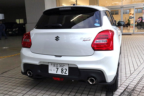 スズキ スイフト スポーツ Suzuki Swift Sport Car And Moto In Japan