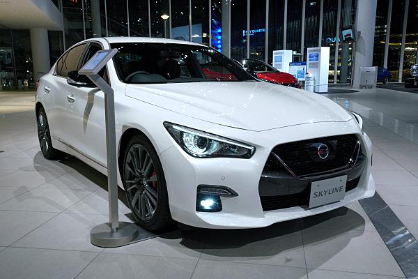日産 スカイライン 400R ホワイト (2) Nissan Skyline 400R : White (2 ...