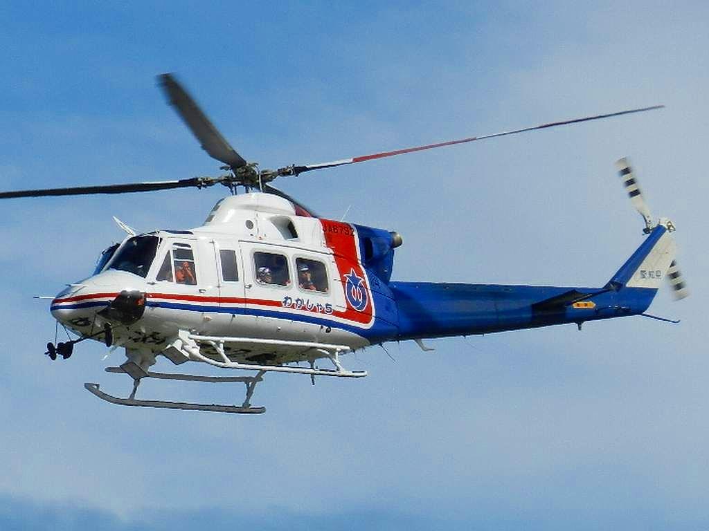 ヘリコプターカタログ 20 ベル41...