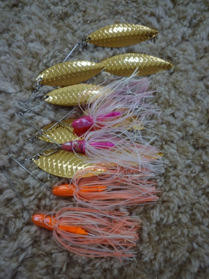 FINESSE SPINNERBAITS 5