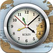 世界時計 - The World Clock -