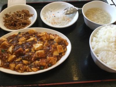 食神麻婆豆腐定食