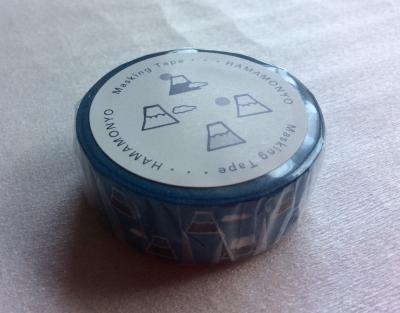 富士山マスキングテープ