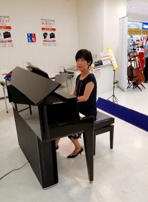 ピアノフェアデモ演2