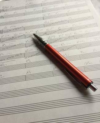 アドリブセミナー楽譜