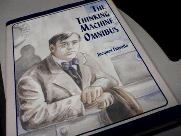 The Thinking Machine Omnibus