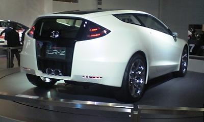 2007大阪モーターショー